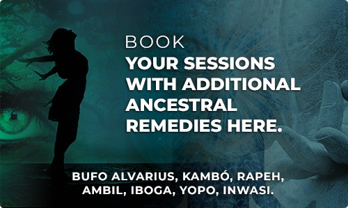 BOOK YOUR SESSION WITH ADDITIONAL ANCESTRAL REMEDIES HERE